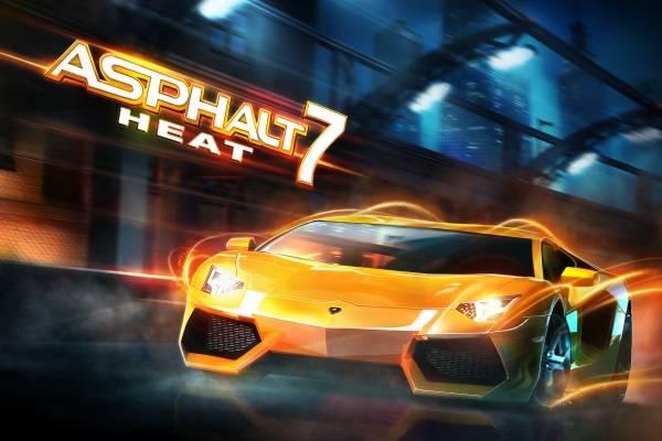 News Apps | Asphalt 7:Heat in arrivo da Gameloft