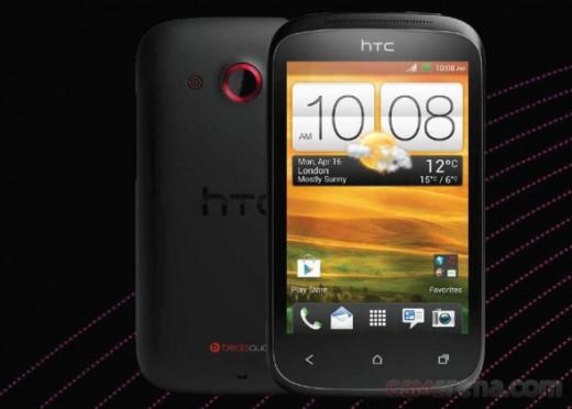 Novità Terminali| HTC Desire C: arrivano i primi benchmark del nuovo device entry level.