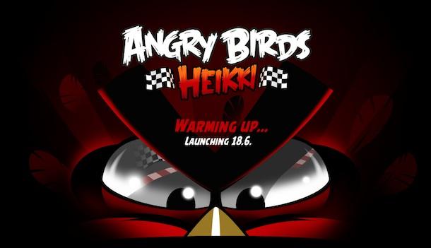 News Giochi | Sta per arrivare il nuovo Angry Birds: Heikki