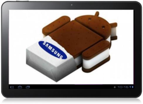Novità Terminali | Samsung Canada rilascia ICS per Galaxy Note e la gamma Galaxy Tab