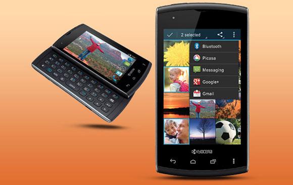 Novità Terminali| Kyocera presenta due nuovi Android: Hydro e Rise!