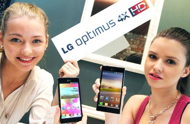 News Terminali | Arrivo sul mercato a Giugno per Lg Optimus 4X HD
