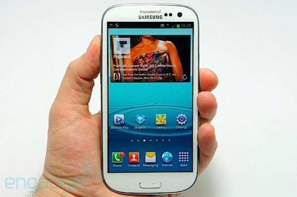 News | Galaxy SIII in pre ordine su Expansys
