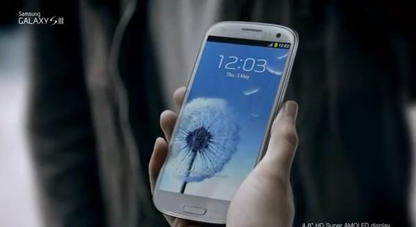 News | Spot ufficiale Samsung Galaxy S3