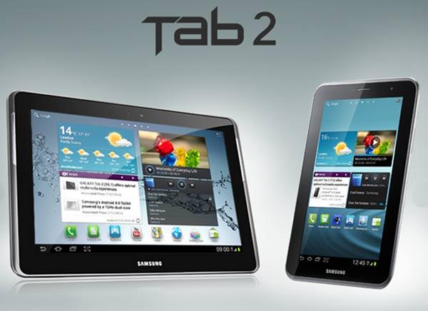 Novità Terminali  Galaxy Tab2 da 10 pollici arriva in Italia con Wind!