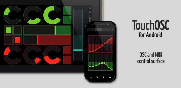 Guida | Trasformare il nostro device in un controller midi grazie a TouchOSC