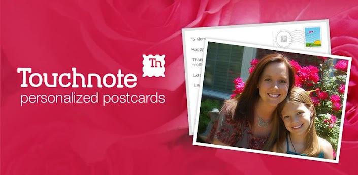News Apps | Invia le tue cartoline direttamente dal tuo smartphone con Touchnote - Cartoline