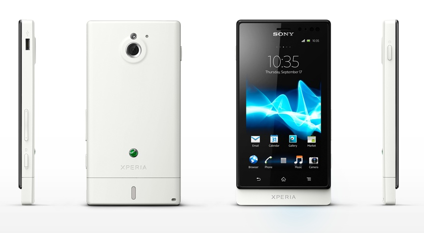 News Terminali | Sony Xperia Sole disponibile da Mediaworld
