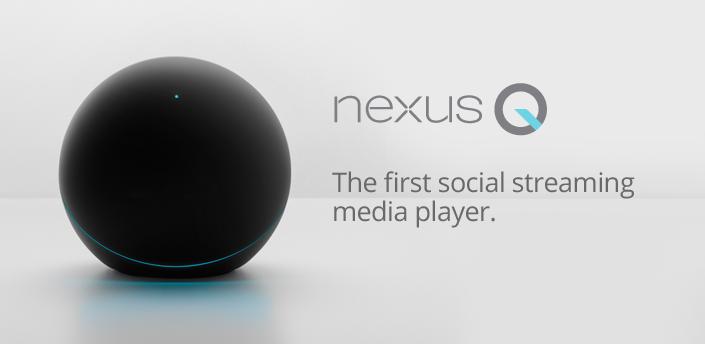 News Terminali | Nexus Q: il media player sociale di Google Play