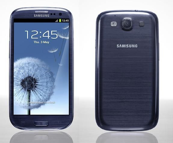 News Terminali| Galaxy S3 Pebble Blue disponibile in molti store italiani!