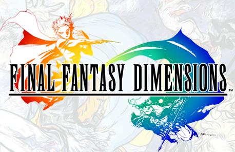 News Giochi | Square Enix annuncia Final Fantasy Dimensions e altri 5 titoli per Android & iOS