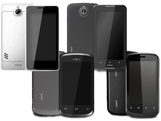 Novità Terminali| Gigabyte presenta nuovi smartphone Dual SIM con Android ICS