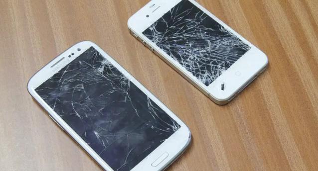 News | Ecco Galaxy S3 e Iphone 4S messi a dura prova con un pazzesco Drop Test