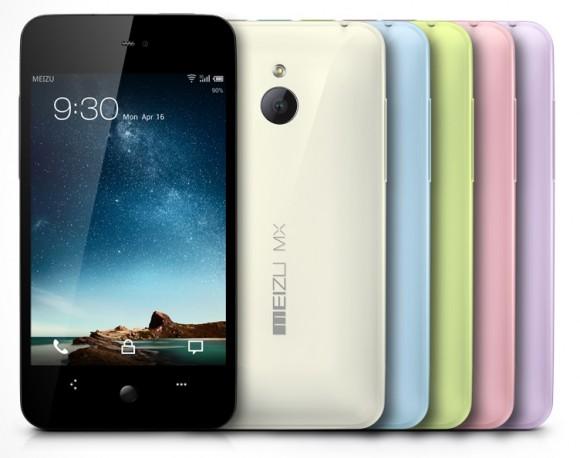 News Terminali | Meizu MX Quad-core il 30 Giugno sarà lanciato in Cina