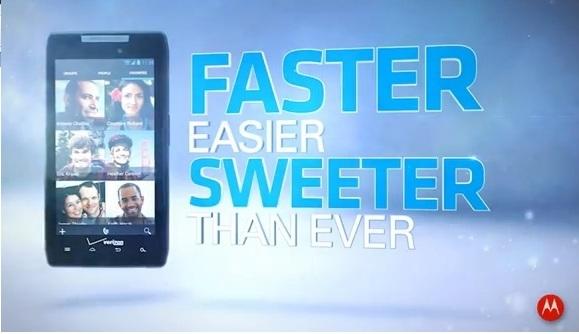 News | Tutte le novità di Android 4.0 ICS per Motorola Razr in un video