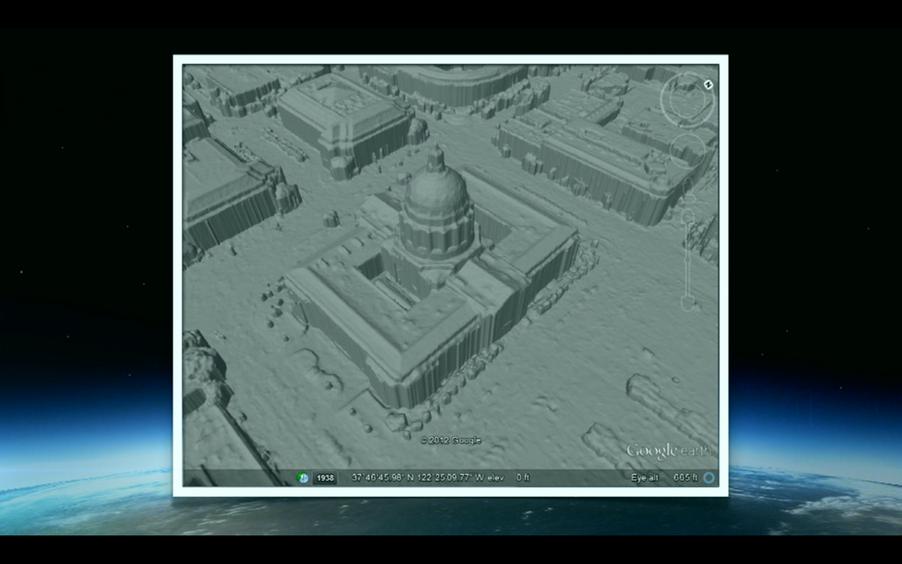 News | La nuova dimensione 3D di Google Earth