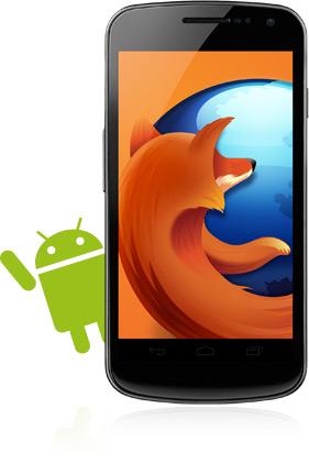 News apps | Arriva Firefox 14 per Android, supporto Flash e HTML5