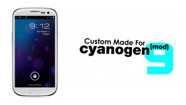 News Terminali | Rilasciata la Nighlty della CyanogenMod 9 per Samsung Galaxy SIII