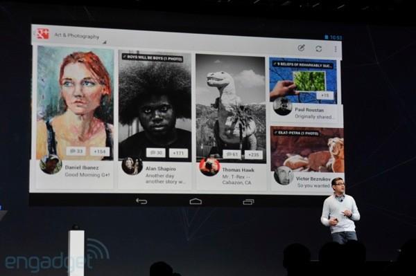 News Apps | Aggiornato Google + per Android: nuova UI e supporto tablet