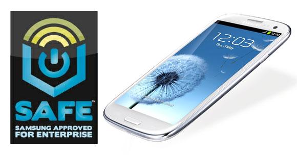 News Terminali | Samsung lancia il SAFE Galaxy SIII, per la conquista della clientela aziendale