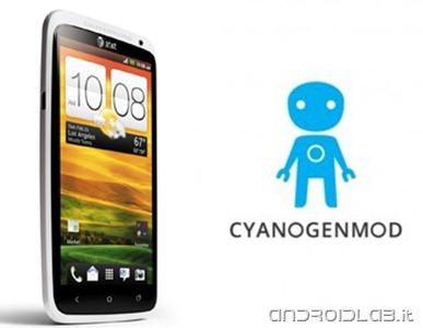 News Terminali | Arriva il porting della CyanogenMod 9 su HTC One X