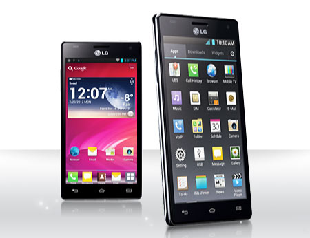 News Terminali | Presentazione LG Optimus 4X HD