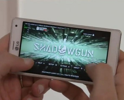 News | LG e NVIDIA organizzano un evento per provare con mano l'Optimus 4X HD