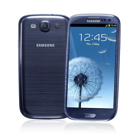 News | Finalmente disponibile anche la versione Pebble Blue del Samsung Galaxy SIII