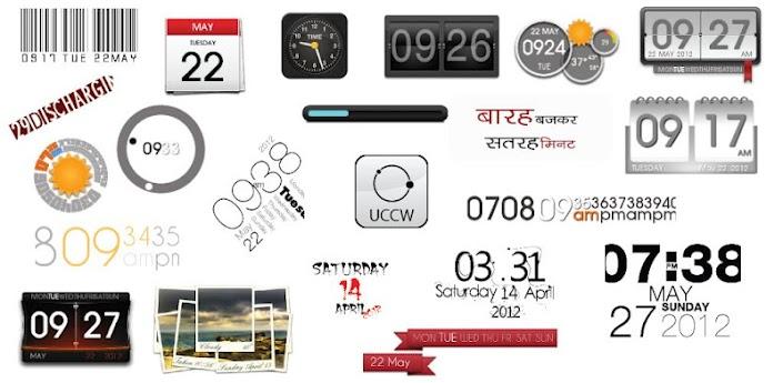 News App | Ultimate custom clock, il miglior widget orologio