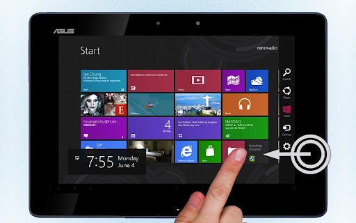 Novità App| Win8 Metro Testbed: usa Windows8 sul tuo tablet!
