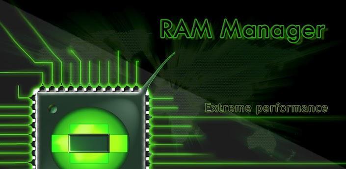 News App |  Ram manager l'app che ottimizza la ram!