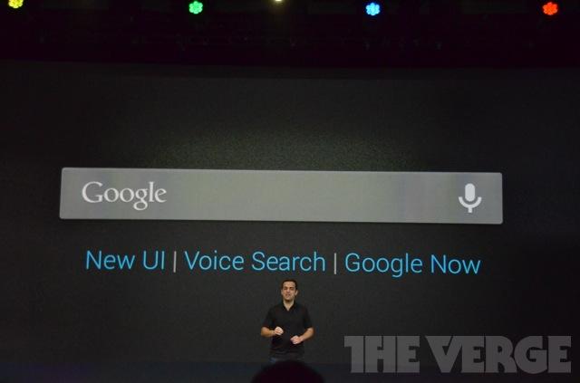 News | Le novità di Google Search in Android 4.1 Jelly Bean: Knowledge Graph, assistente vocale Google e Google Now