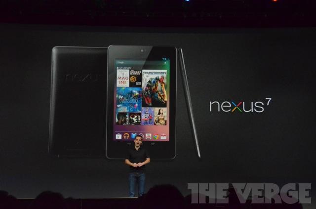 News Terminali | Asus Nexus 7 annunciato ufficialmente: video hands on e foto [IN AGGIORNAMENTO]