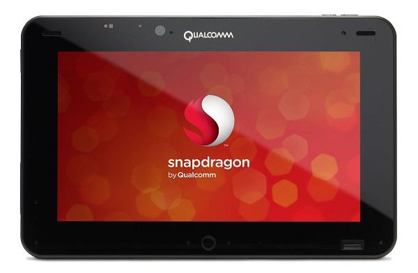 News Terminali | Qualcomm Snapdragon S4 Pro: Il tablet costruito per gli sviluppatori