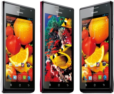 News Terminali   Huawei Ascend P1 disponibile nei negozi fisici