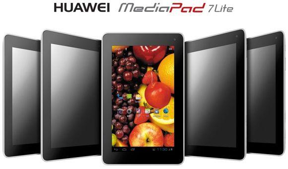 Novità Terminali| Huawei annuncia un nuovo tablet ICS da 7 pollici!