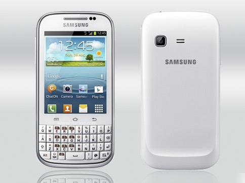 Novità Terminali| Galaxy Chat: Il nuovo smartphone Android ICS firmato Samsung!