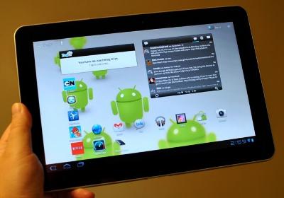 News Tablet | Samsung aggiorna il Galaxy Tab 10.1 ad Ice Cream Sandwich