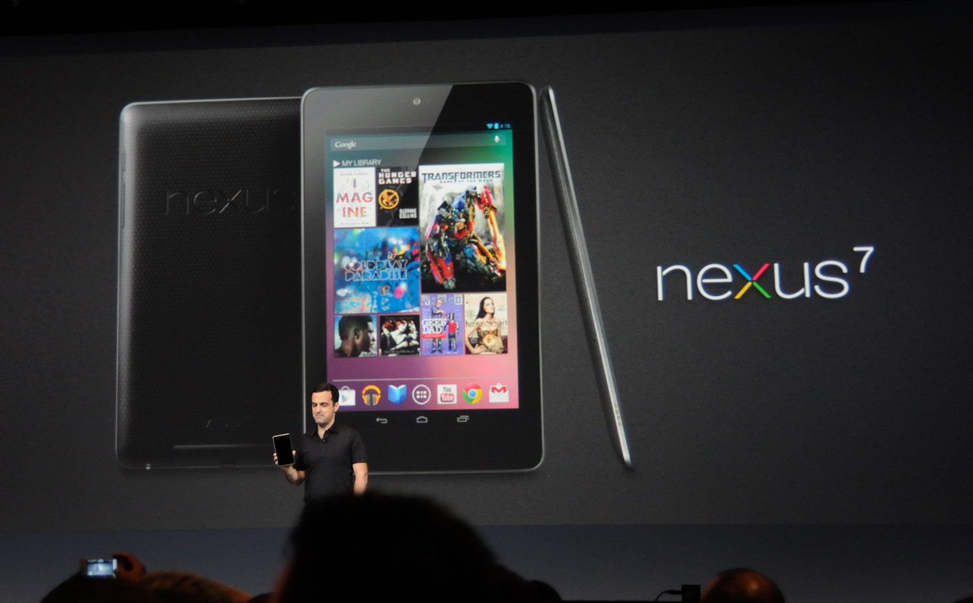 News Terminali| Video per smontare e riparare Google Nexus 7