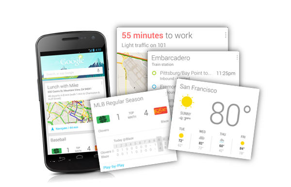 News Jelly Bean | Google Now disponibile per tutti i device con ROM Android ICS AOSP!