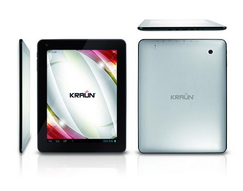 Novità Terminali| Kraub KTab 9704DD: Una nuova tavoletta digitale da 9.7