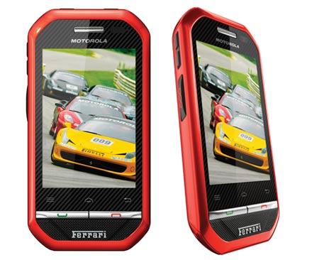 News Terminali | Motorola e Ferrari di nuovo insieme per i867