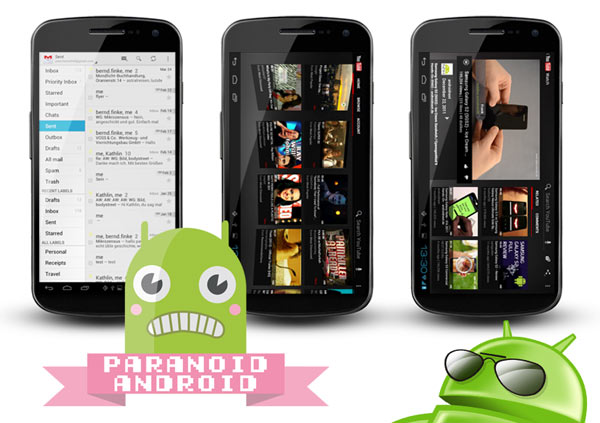 News| ParanoidAndroid: Progetto che porterà Jelly Bean su molti device