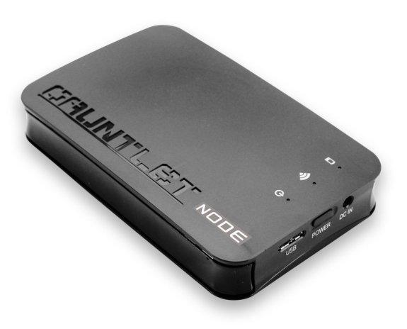 Novità Accessori| Gauntlet Node: il box wireless da 2.5 pollici.