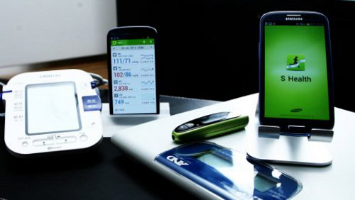 News Apps | Samsung presenta S Health in esclusiva per il Galaxy S3