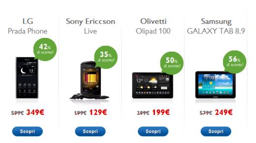 Acquisti Intelligenti | Sconti da outlet sul sito tim! Galaxy Tab 8.9 a 249 euro