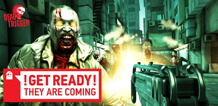 News Games| Dead Trigger ora disponibile gratis nel Google Play!