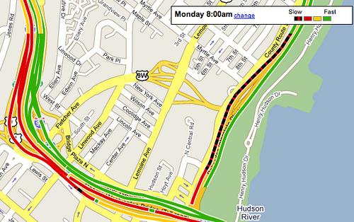News Apps | Google Maps aggiunge 130 città Americane alle informazioni del traffico in tempo reale