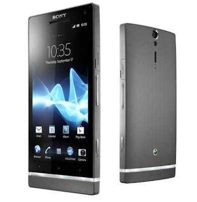 News Terminali | Dark Silver: Nuova colorazione per il Sony Xperia S