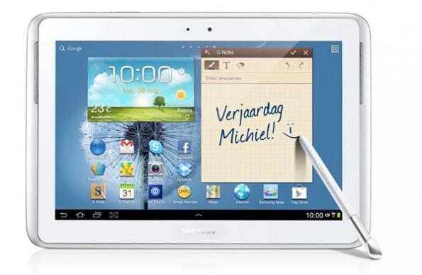 News Terminali | Samsung ufficializza il Galaxy Note 10.1!! (prezzo e caratteristiche)